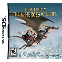 Final Fantasy: The 4 Heroes of Light - DS