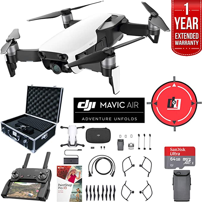 Review DJI Mavic Air (Arctic