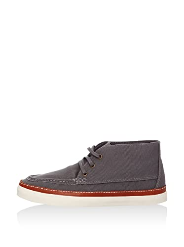 5094791c459f Vans Unisex-Adult U Mesa Moc Ca (10 oz Canvas) Loafers Grey Size ...