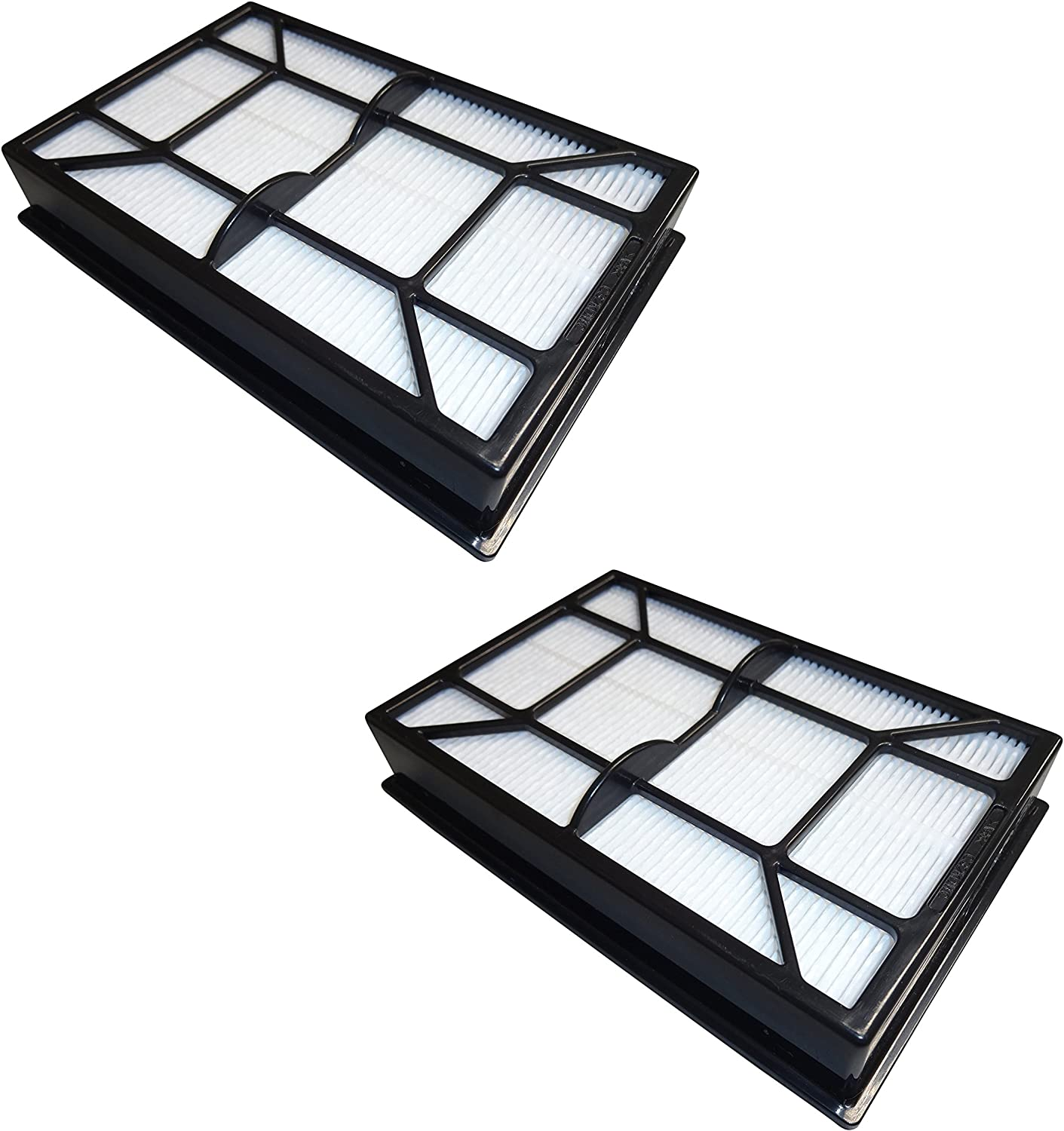 Best Vacuum Filter 2 Pack Compatible with Kenmore EF9 Filter Replaces 53296, 20-53296, 20-40195 Fits Pet Friendly 22614 Kenmore Canister 10065