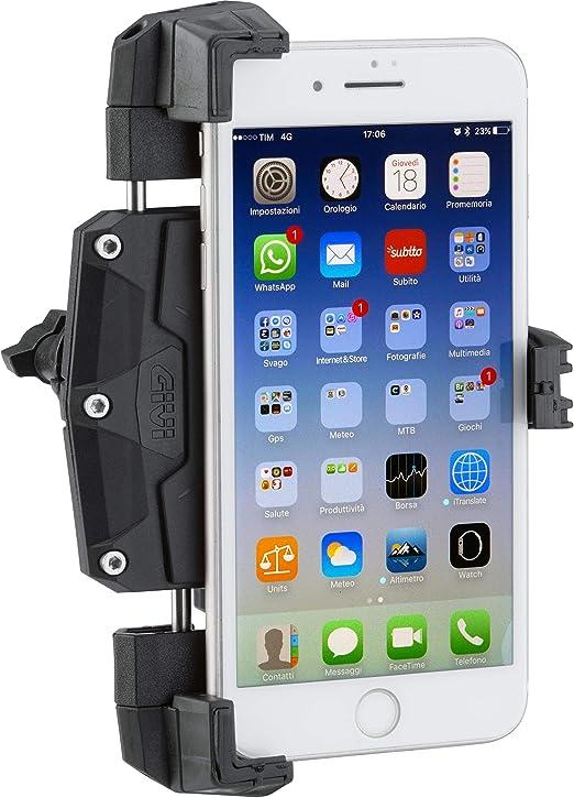 Givi Smart Clip S920 L - Soporte de Clip Universal para Smartphone ...
