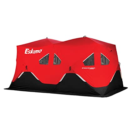 Eskimo 5-9 Person Pop-Up Portable Ice Shelters
