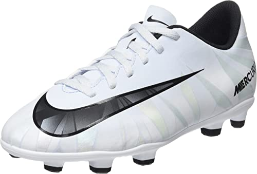 Nike Jr Mercurial Vortex III Cr7 FG, Chaussures de Football Mixte Enfant