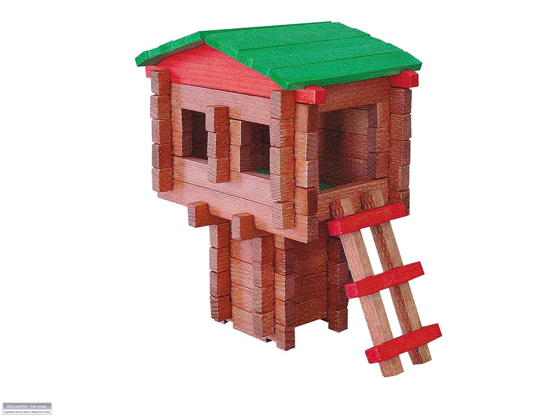 Pineland Tree House Roy Toy 100 Pc