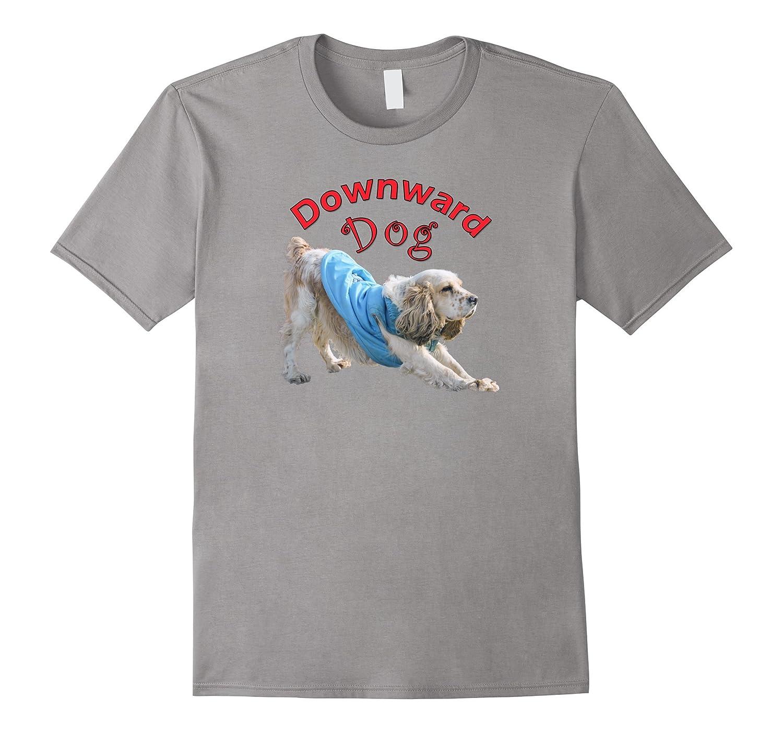 Best Downward Dog Yoga Teacher Instructor T Shirt Gift Idea
