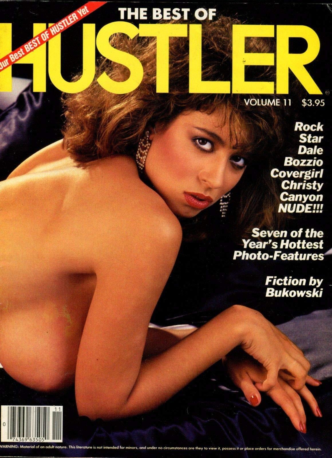 The Best of Hustler Adult Magazine:Volume 11 Paperback – 1985