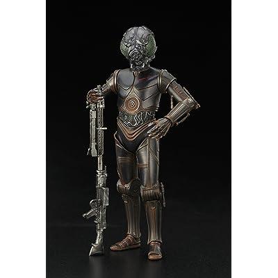 Kotobukiya Star Wars Bounty Hunter 4‐Lom Artfx+ Statue: Toys & Games [5Bkhe0304227]