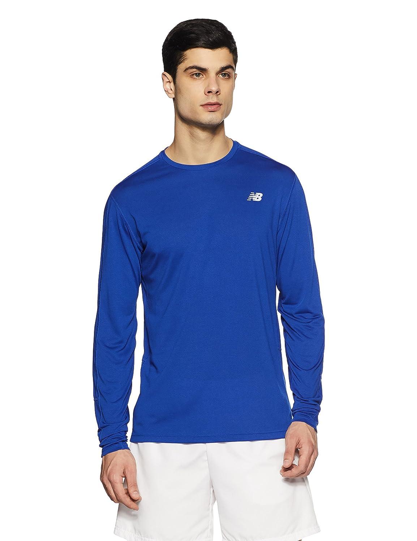 New Balance Herren Accelerate Long Sleeve T-Shirt