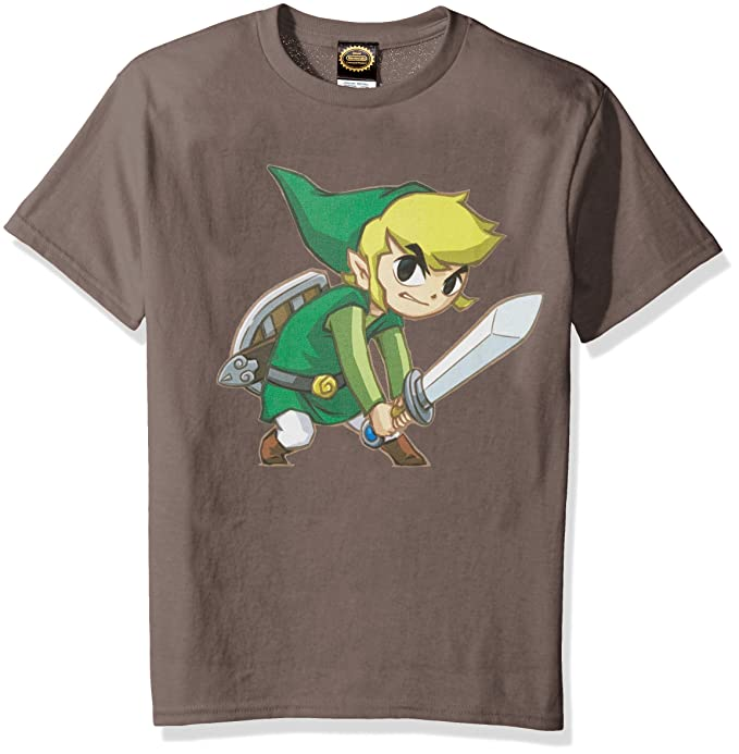 Nintendo Boys' T-Shirt: Amazon.co.uk: Clothing