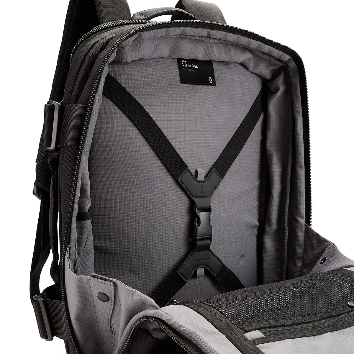 639def7c6bd9 Crumpler Vis-A-Vis Laptop Backpack