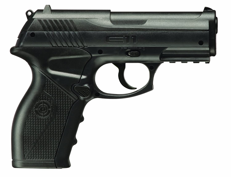 amazon com crosman c11 co2 powered 177 pistol hunting air
