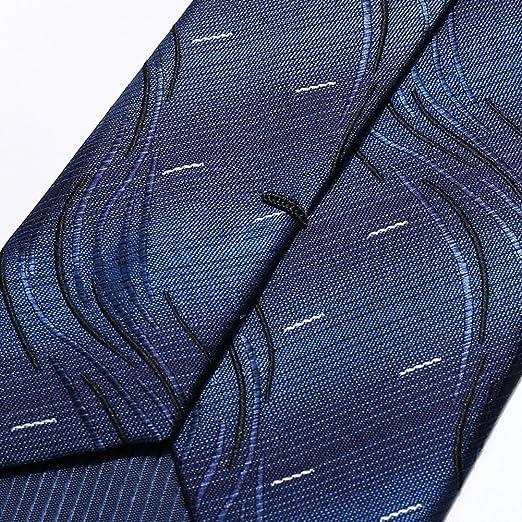 HM Corbata Corbata - Poliéster Material Hombres Moda antiestática ...