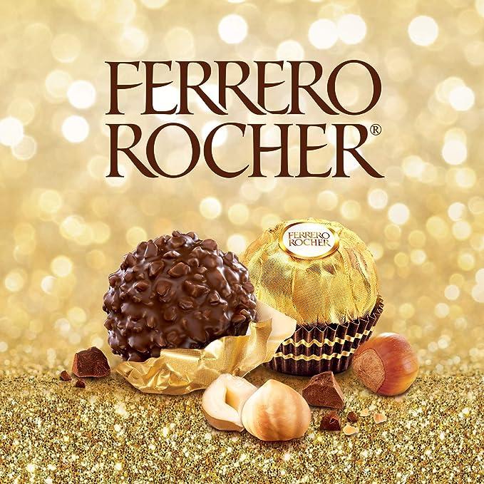 Ferrero Rocher Fine Hazelnut Chocolate 5.3oz: Amazon.in: Grocery ...