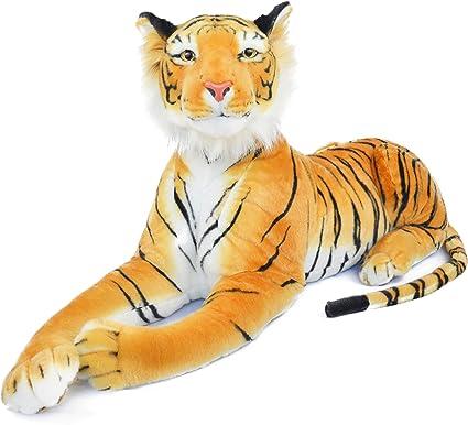 ORANGE TIGER FAMILY by Safari Ltd; toy//tigers//cats