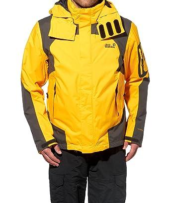 order online shopping hot sales Jack Wolfskin 14th Peak Burly Yellow: Amazon.co.uk: Sports ...