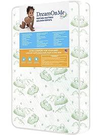 Amazon.com: Mattresses   Bedding: Baby Products: Crib Mattresses