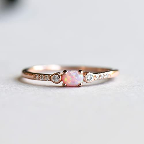 1251bc958 Image Unavailable. Image not available for. Color: 14k Rose Gold Vermeil ...