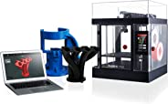 Raise3D 101016001 Pro2 3D Printer, Dual Extruder, Fully Enclosed