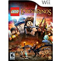 Lego: Lord of The Rings - Wii - Estándar Edition