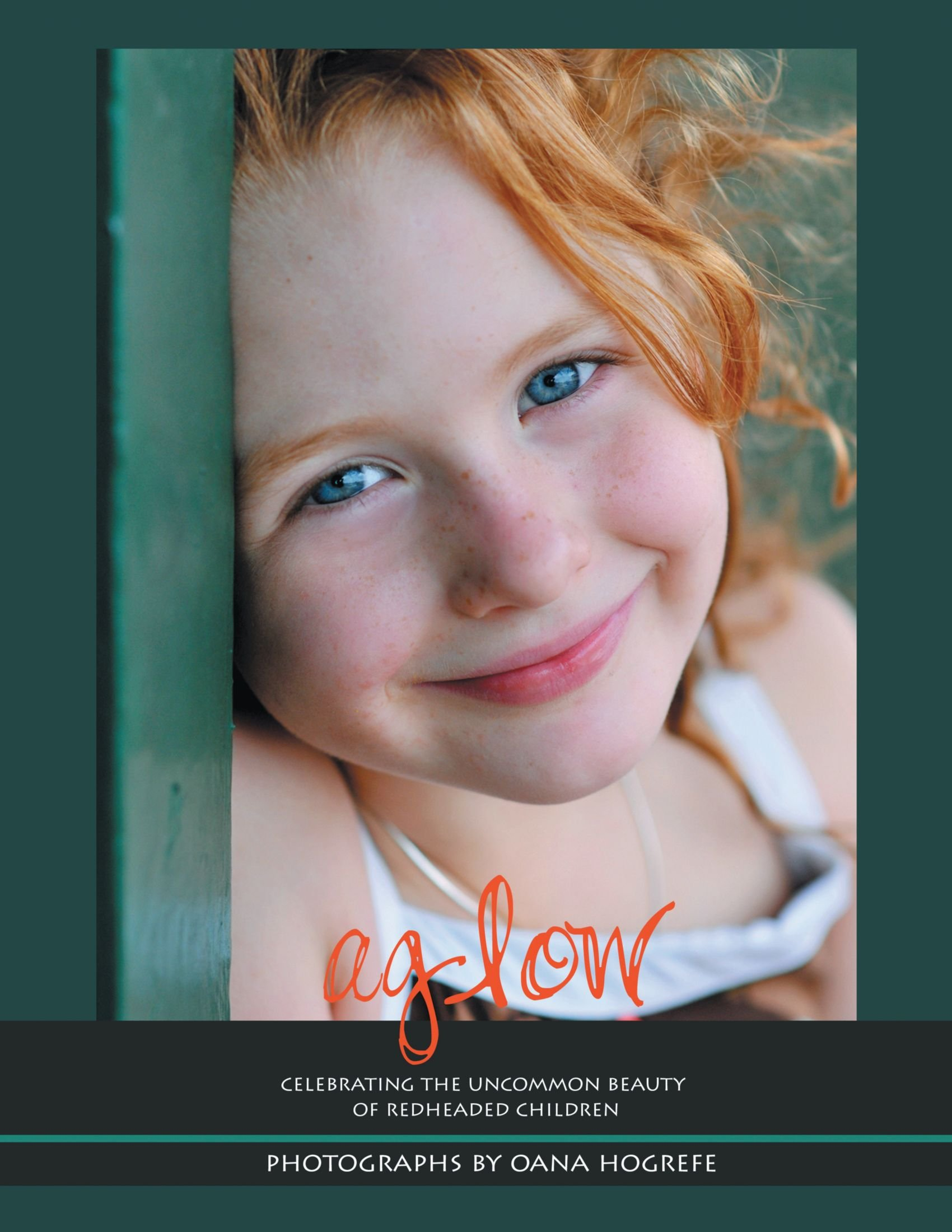 Download Aglow: Celebrating the Uncommon Beauty of Redheaded Children ebook