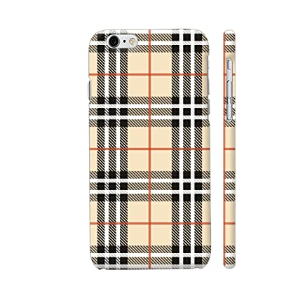 sports shoes 7d766 ea133 Colorpur iPhone 6 / 6s Cover - Burberry Style Tile: Amazon.in ...