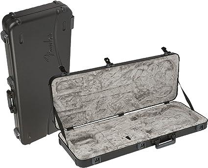 Fender G/&G Deluxe Hardshell Case Stratocaster or Telecaster Left-Handed Black