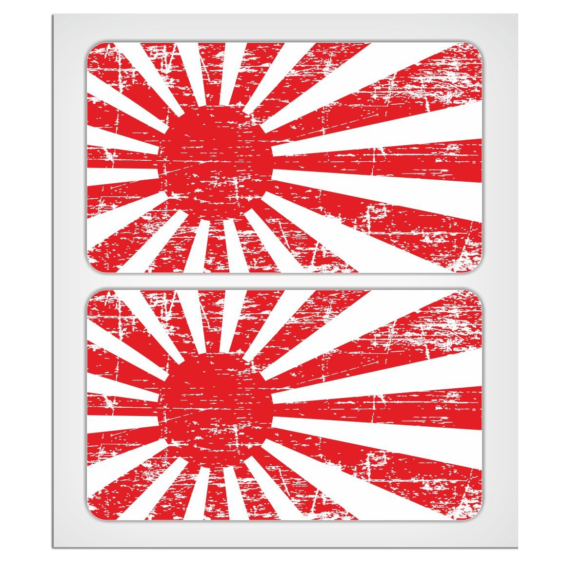 laminado adhesivo bandera de Japón