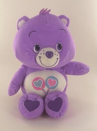 Osos Amorosos - Peluche Violeta Claro Generosita 2 - 22 cm