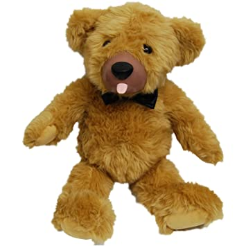 Teddy bear dildo consider