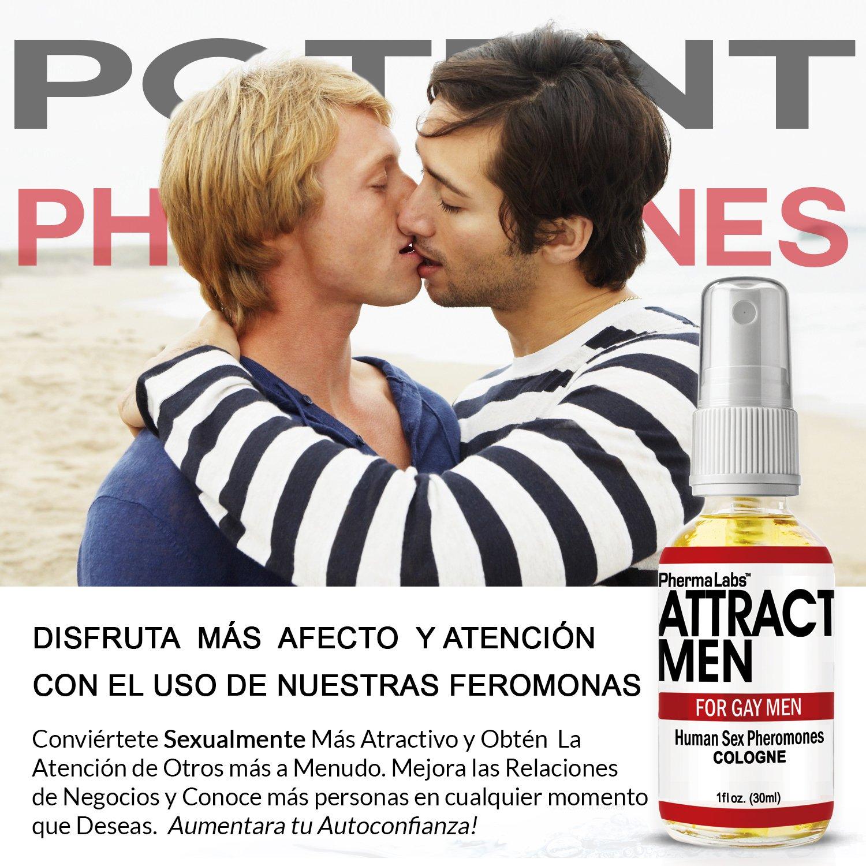 Amazon.com : Gay Feromonas Colonia para Hombre- 1 oz - Atraer Hombres instantáneamente- Mayor Concentración De Feromonas Posible- Aumenta El libido- y Aroma ...