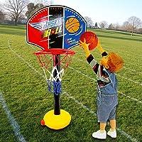 Mini Hoop Panier de Basketball Reglable Panier de Basket pour Enfant