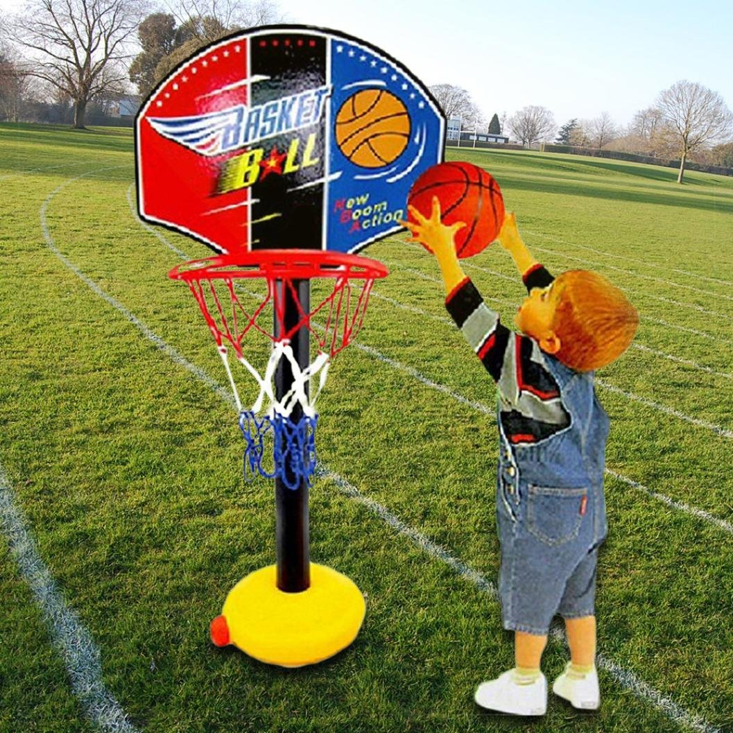 Mini Hoop Panier de Basketball Reglable Panier de Basket pour Enfant (A) Ouneed®