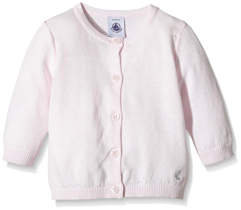 Petit Bateau Baby Girl Cardigan