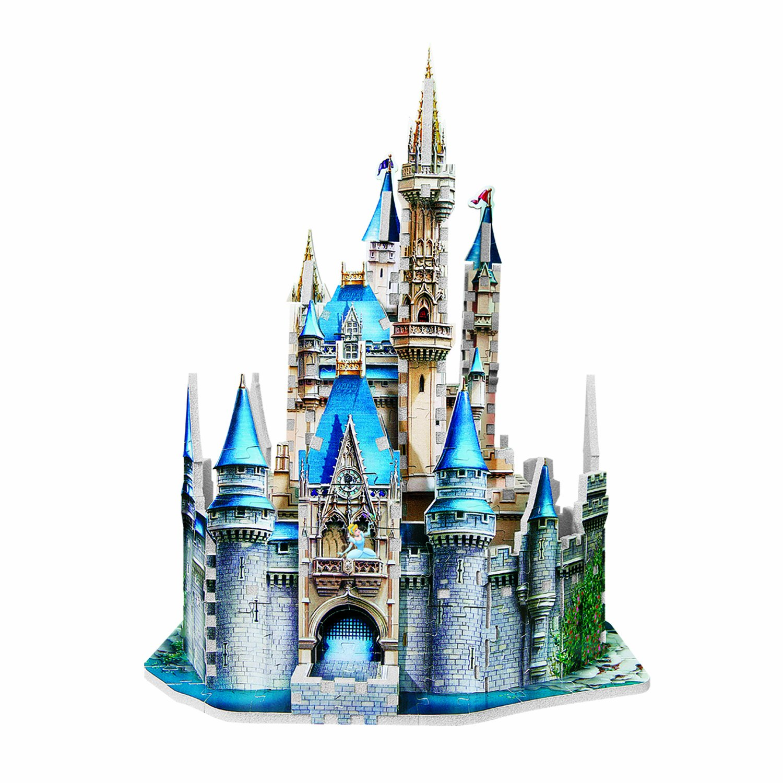 Cinderella's 3D Castle 200 Piece Puzzle ToyCentre 66565