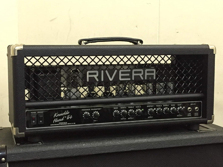 RIVERA Knuckle Head K-Tre ギターアンプ ヘッド 中古   B07MDNB485