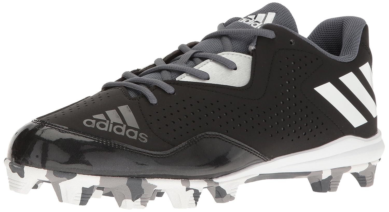 adidas メンズ B01C80DJZ2 8 D(M) US Black/White/Metallic/Silver Black/White/Metallic/Silver 8 D(M) US