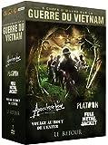 Guerre du Vietnam - Coffret 5 films : Apocalypse Now + Platoon + Le retour + Full Metal Jacket + Voyage au bout de l'enfer