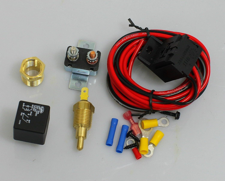 Temperature Sensor Circuit Temperature Sensor Relay