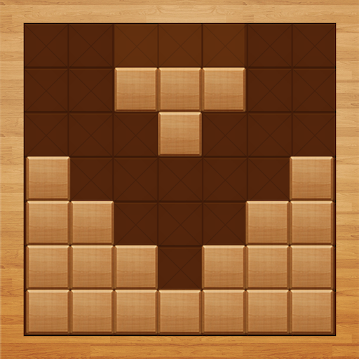 Wooden Block Puzzle - Woody Block Games Free For Kindle Fire