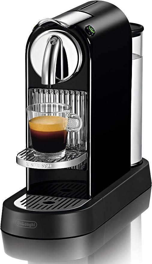 DeLonghi Nespresso Citiz EN166B: Amazon.es: Electrónica