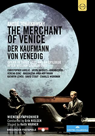 Amazoncom Andr Tchaikowsky Merchant Of Venice Charles Workman  Andr Tchaikowsky Merchant Of Venice