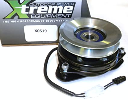 Free Upgraded Bearings PTO Blade Clutch For 583389701 Husqvarna Electric