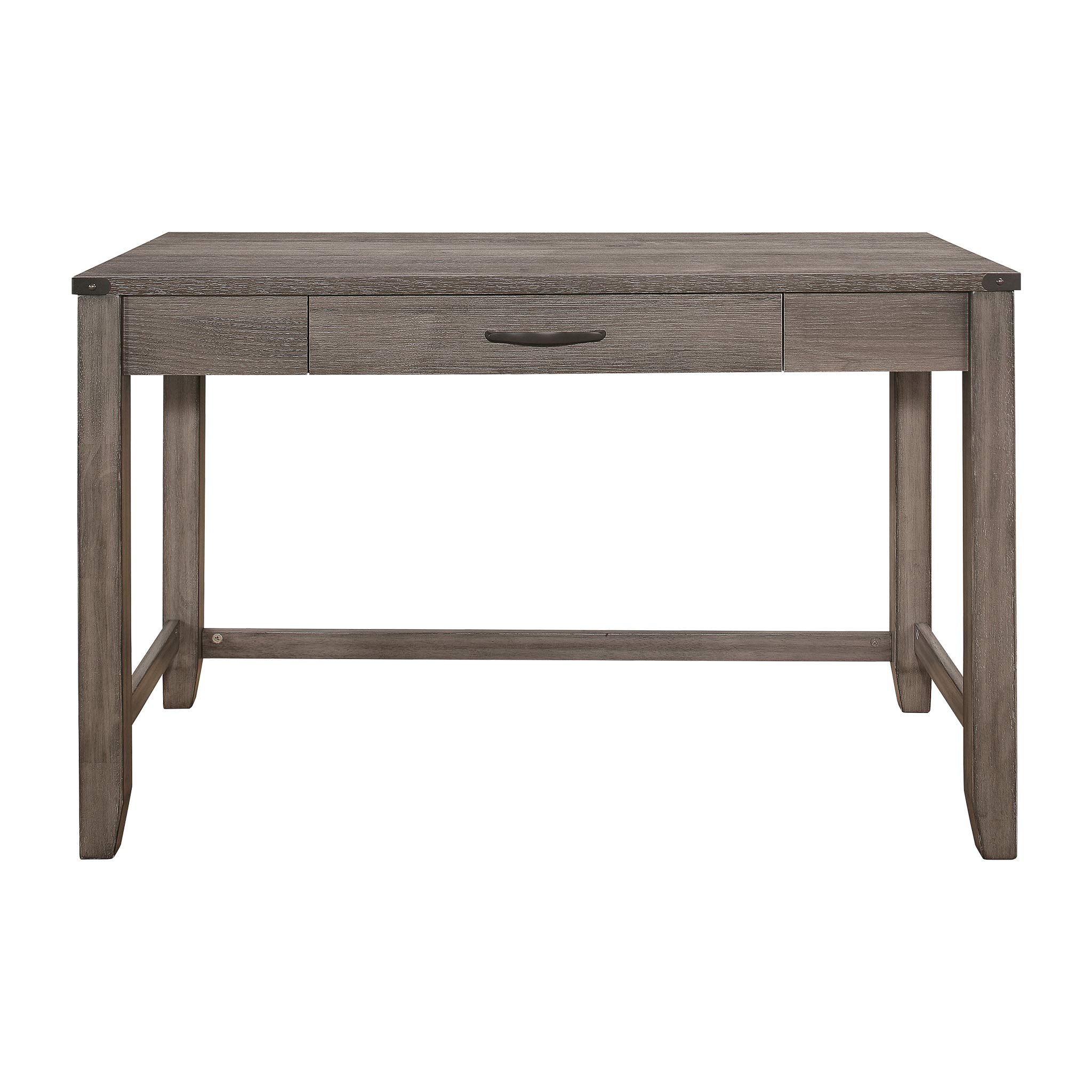 Grayish Brown Homelegance Tremblay 48 x 24 Writing Desk ...