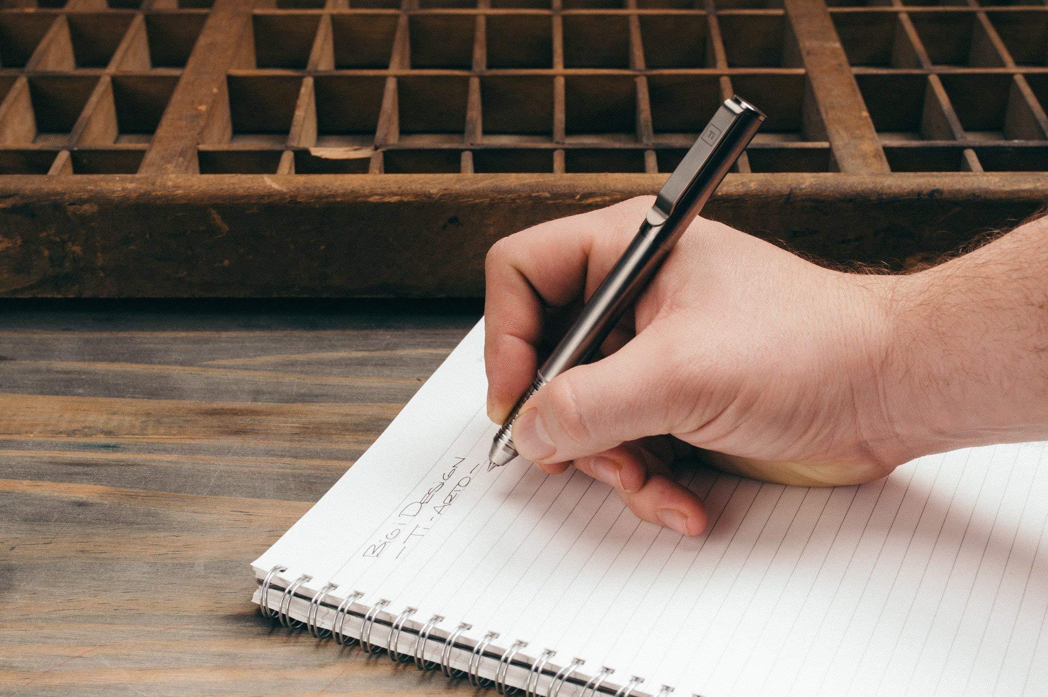 Ti Arto Pen by BIG IDEA DESIGN (Image #2)