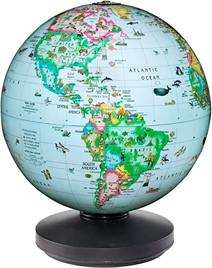 Replogle Rotating Globe (10