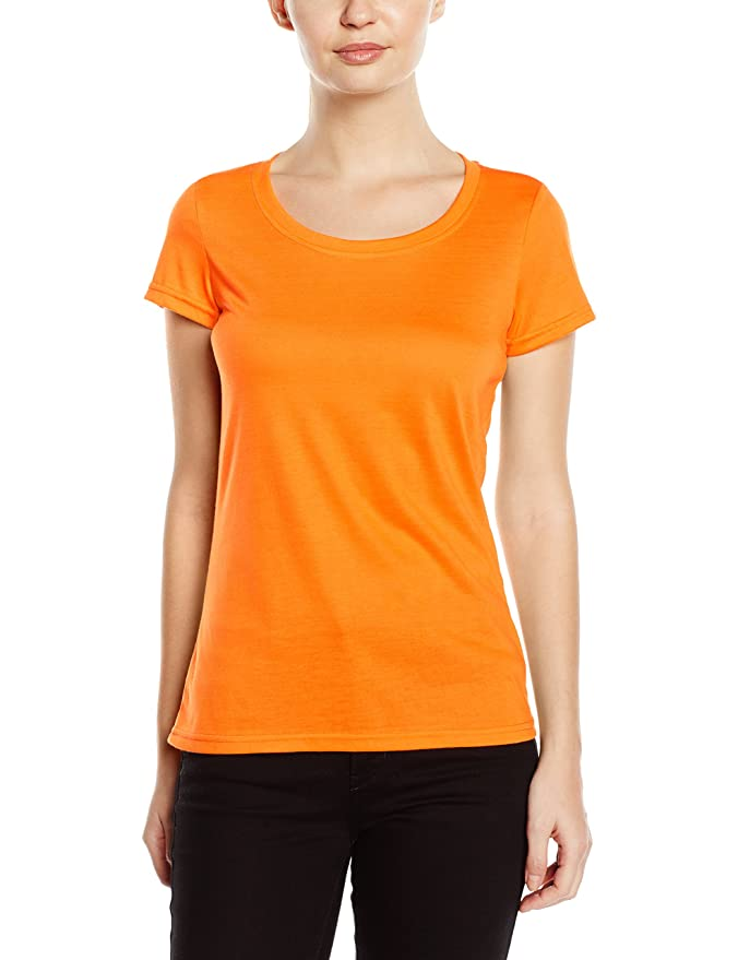 Womens Active Cotton Touch/ST8700 Regular Fit Short Sleeve Sports T-Shirt Stedman Apparel Discounts Cheap Price Clearance Many Kinds Of Clearance Free Shipping j3foHgjB6G