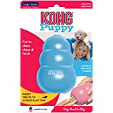 KONG Puppy Durable Rubber Chew and Treat Dog Toy - Large, Assorted