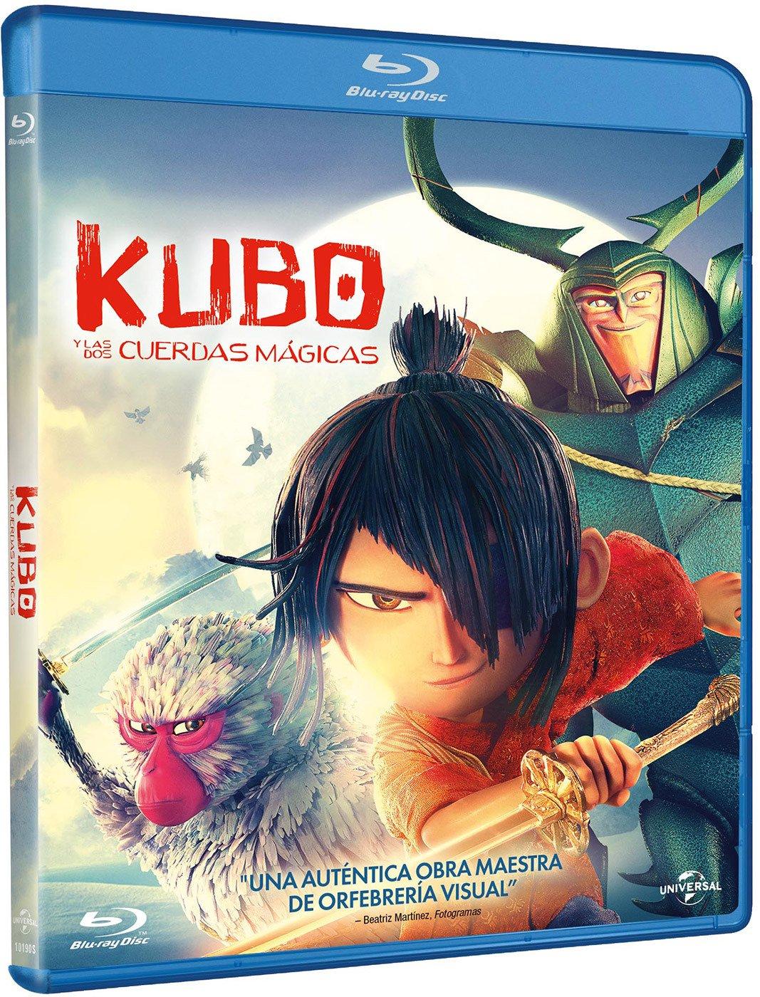 Kubo Blu-Ray