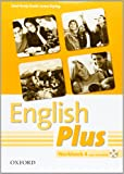 English Plus: 4: Workbook with MultiROM: An English secondary course for students aged 12-16 years.