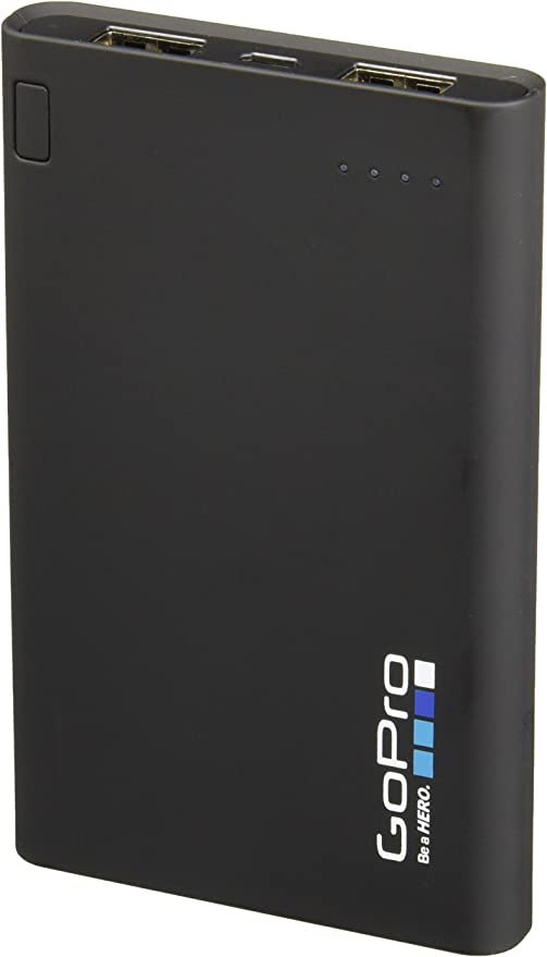 GoPro Portable Power Pack batería Externa Negro 6000 mAh: Amazon ...
